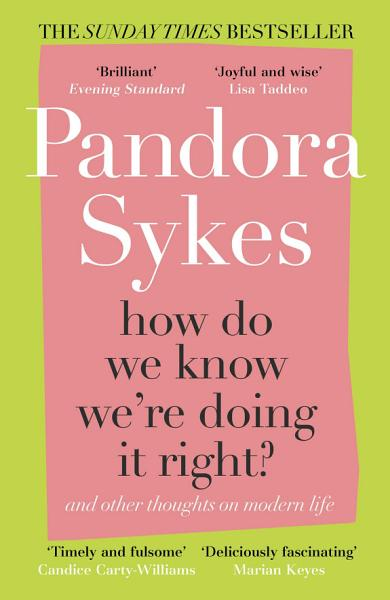 Download How Do We Know We re Doing It Right  Book