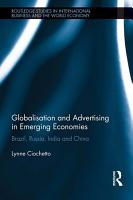 Globalisation and Advertising in Emerging Economies PDF
