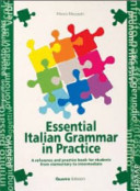 Essential Italian Grammar in Practice