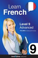 Learn French   Level 9  Advanced  Enhanced Version  PDF