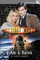 Doctor Who  I Am a Dalek PDF