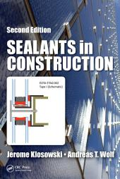 Sealants in Construction, Second Edition: Edition 2