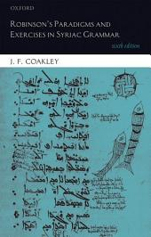 Robinson's Paradigms and Exercises in Syriac Grammar: Edition 6