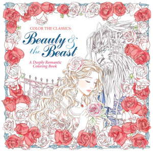 Color the Classics  Beauty and the Beast Book