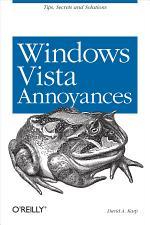 Windows Vista Annoyances
