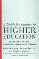 A Guide for Leaders in Higher Education PDF