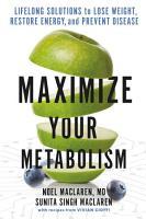 Maximize Your Metabolism PDF