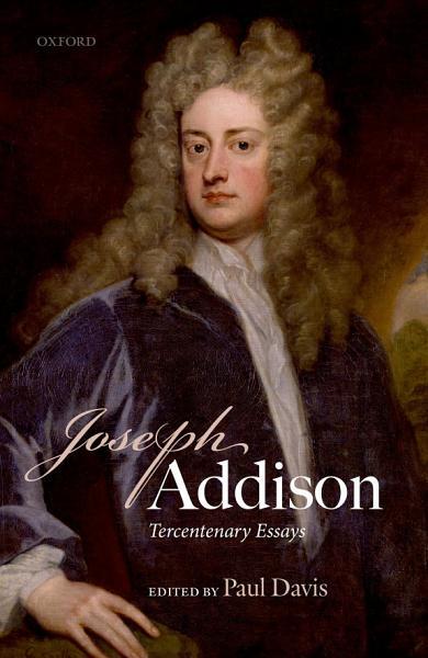 Joseph Addison Pdf Book