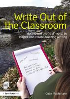 Write Out of the Classroom PDF