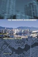 The Vancouver Achievement PDF