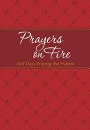 Prayers on Fire
