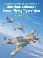 American Volunteer Group    Flying Tigers    Aces PDF