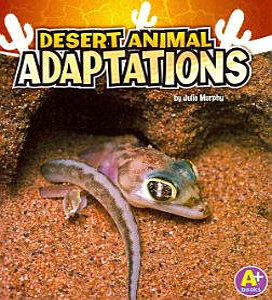 Desert Animal Adaptations PDF