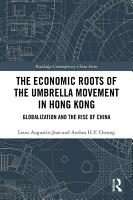 The Economic Roots of the Umbrella Movement in Hong Kong PDF