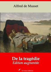 De la tragédie: Nouvelle édition augmentée