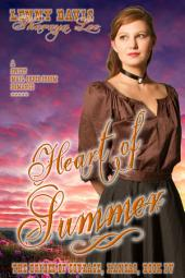 Heart of Summer: The Brides of Courage, Kansas, Book 4