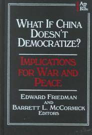 What If China Doesn T Democratize