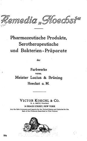 Remedia  Hoechst  PDF