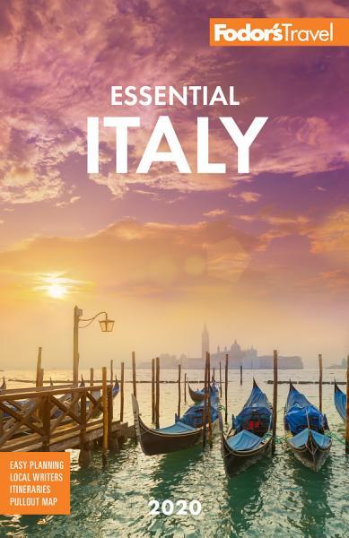 Fodors Essential Italy