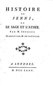 Histoire de Jenni, ou Le sage et l'athée