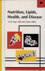 Nutrition, Lipids, Health, and Disease