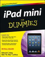 iPad mini For Dummies PDF