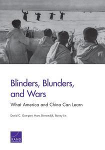 Blinders  Blunders  and Wars PDF