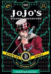 JoJo's Bizarre Adventure: Part 1--Phantom Blood: Volume 2