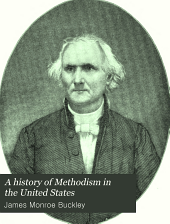 A history of Methodism in the United States: Volume 2