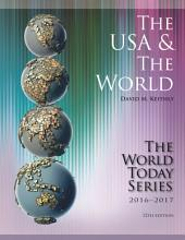 The USA and The World 2016-2017: Edition 12