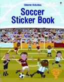 Soccer Sticker Book PDF