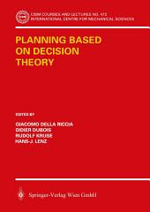 Planning Based on Decision Theory