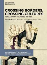 Crossing Borders, Crossing Cultures