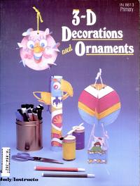 3 D Decorations and Ornaments PDF