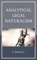 Analytical Legal Naturalism PDF