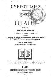 Iliade: (text grec)
