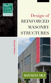 Design of Reinforced Masonry Structures: Edition 2