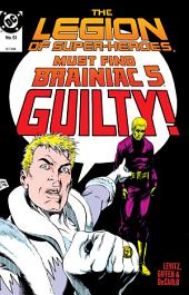 Legion of Super-Heroes (1984-) #51