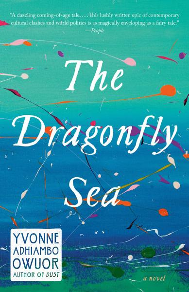 Download The Dragonfly Sea Book