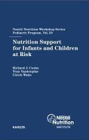 Nutrition Support for Infants and Children at Risk PDF