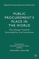 Public Procurement's Place in the World