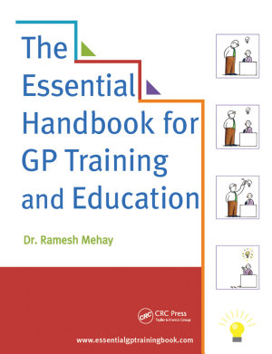 The Essential Handbook for GP Training and Education