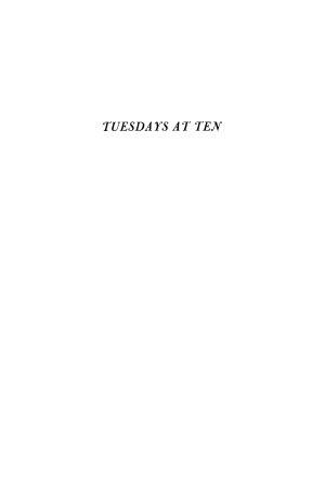 Tuesdays at Ten