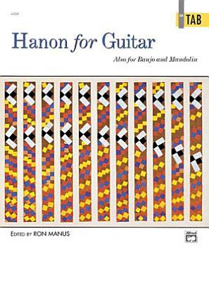 Hanon for Guitar  In TAB