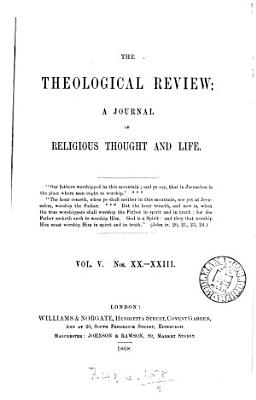 The Theological review  ed  by C  Beard   PDF