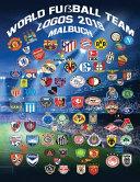 World Fu  ball Logos 2019 Malbuch PDF