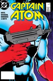 Captain Atom (1986-) #21