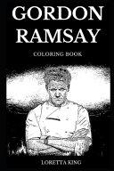 Download Gordon Ramsay Coloring Book Book
