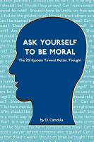 Ask Yourself to Be Moral PDF