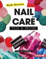 Nail Care Tips   Tricks PDF